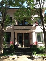 Charming two bedroom plus den home for rent in Lowertown