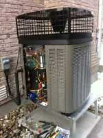Réparation Thermopompe Air Climatisé Fournaises