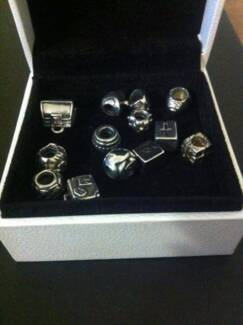 Authentic Pandora Beads - Set of 13 Wavell Heights Brisbane North East Preview