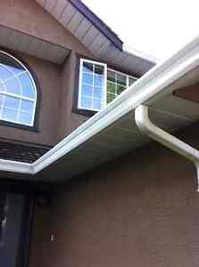 Gutter And Siding Scrubbing (No Chemicals Or Ladders) North Shore Greater Vancouver Area image 5