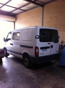 Renault Master Van,2007, Swb, Dci 120 O'Connor Fremantle Area Preview