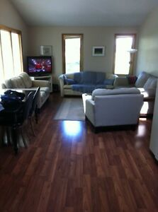 Clear Lake cottage rental  3 km from main beach