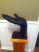 Sculpture-Hand Cast Iron