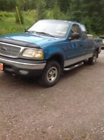 1999 Ford F-150 Fourgonnette, fourgon