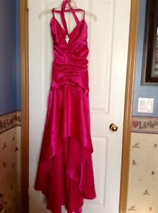 Criss Cross High-Low Prom/Grad Dress Kitchener / Waterloo Kitchener Area image 5