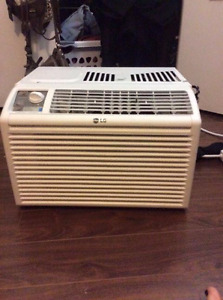 Small LG Window Air Conditioner