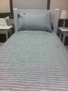 SINGLE BED LINEN-2 SHEET SETS+ 1 QUILT SET -BRAND NEW/NEVER USED Blaxland Blue Mountains Preview