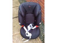 Britax Evolva 1-2-3 Child car seat.