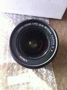 Canon EF-S 18-55mm IS II London Ontario image 2