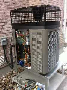 Repair and Maintenance of Heat Pump and Furnace