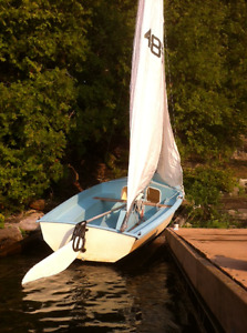 CL 14 sailboat for sale
