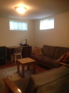 Old Strathcona furnished suite close to U of A