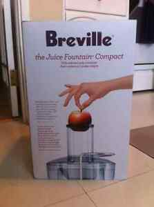 Breville Juice Fountain Compact - Brand New, Never Used!!