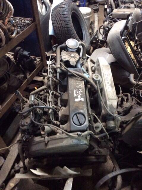 Nissan patrol 2.7 6cyl engine - can post