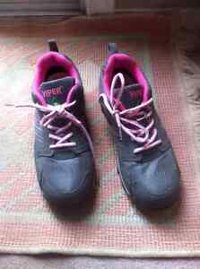 Viper Brand safety shoes- ladies size 9