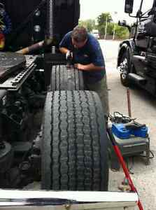 Att'n Farm's!Your heavy truck up for safety?new tires R to much?
