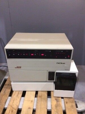 Becton Dickinson Facscan Facs Loader Cell Analyzer Medical Lab Equipment