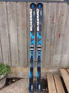 Blizzard X-Power skis, 174cms