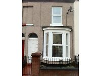 3 bedroom house Rydal Street Anfield L5 6QS