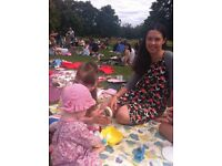 Experiences babysitter/ nanny/ childminder available during the school holidays in Dalston/ London