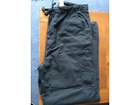 Original GAP Body Mens Thin Cotton Pants, Size L