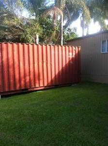 "20"" shipping container Capalaba Brisbane South East Preview"