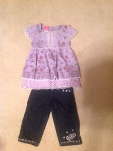 NEW Girls 2 piece outfit 5T