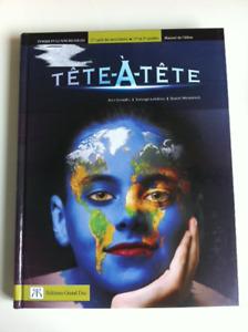 Tête - À- Tête - ECR - ISBN 9782765501886.