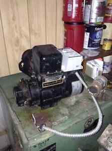 OHW burner (and thermostat)