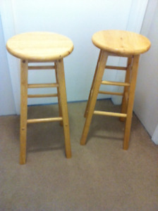 2 Bar or Counter Stools
