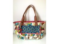 NEW Large Fossil Bag USA - Waterproof - £55 (RRP £115)
