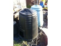 Two composters £8