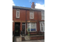 2 BEDROOM UNFURNISHED HOUSE TO LET ON LIFFORD STREET IN TINSLEY - £400 PER CALENDAR MONTH
