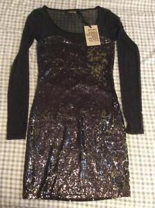 Brand new night sexy dress