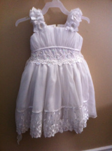 *** Flower Girl Dress - T2 *****