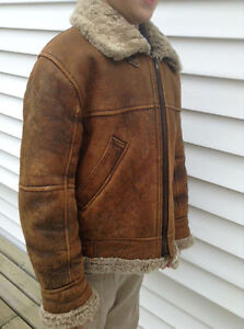 Youth Leather Jacket