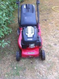Mountfield Lawnmower S461RPD (SPARES OR REPAIR)