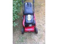 Mountfield Lawnmower S461RPD (SPARES OR REPAIR)