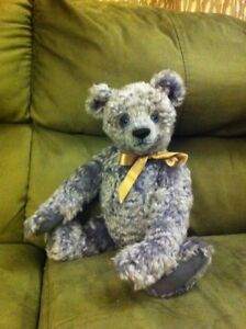 Teddy Bear Making Supplies - Beautiful Mohair Fabric, Glass Eyes