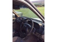 Nissan Terrano 2002 Breaking For Spares