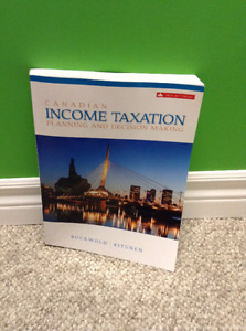 canadian income taxation