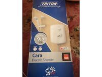 Electric Shower - White - 9.5 kW - (Triton Cara) BNIB - COLLECTION ONLY