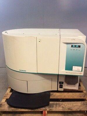 Siemens Microscan Walkaway 40 Si Microbiology Analyzer Laboratory Equipment