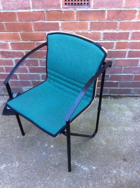 Set of 4 designer chairs in excellent condition