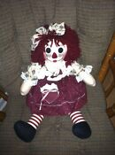 RAGGEDY ANN AND ANDY I.D.GUIDE BY ANDREW TABBAT