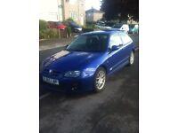 MG ZR 1.4 2005