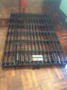 75$ OBO - 4ftx4ft Pet Pen / Cage (dogs, bunnies, rodents, etc)