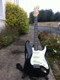 Fender Squier Stratocaster Original Spec 1984-87 E Series Japan MIJ