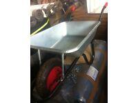 wheel barrow *new* multiple available