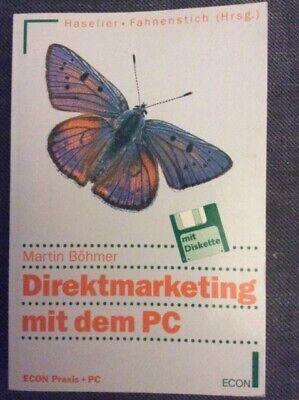 Martin Böhmer - Direktmarketing mit dem PC - mit Diskette for sale  Shipping to South Africa